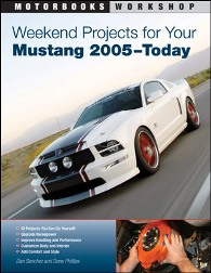 2005 - 2010 Ford Mustang Weekend Projects by Motorbooks