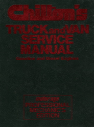 1975 - 1982 Chilton Truck and Van Service Manual
