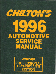 1992-1996 Chilton's Automotive Service Manual