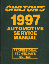 1993 - 1997 Chilton's Automotive Service Manual