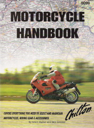Motorcycle Handbook, Chilton Total Service Series