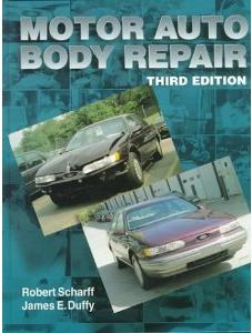 Motor Auto Body Repair  - Third Edition