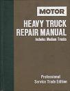 1977 - 1986 MOTOR Medium & Heavy Truck Repair Manual, 3rd Edition
