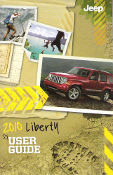 2010 Jeep Liberty Factory Owner's Manual