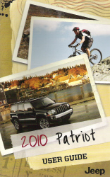 2010 Jeep Patriot Factory Owner's Manual