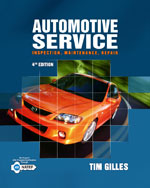 Automotive Service: Inspection, Maintenance and Repair, 4th Edition, Hardcover