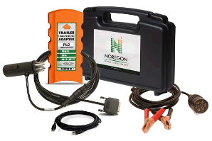 JPRO Trailer Diagnostic Adapter with Power Cable