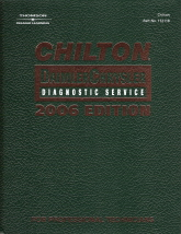 2006 Chilton Daimler Chrysler Diagnostic Service Manual, (1990 - 2005 year coverage)