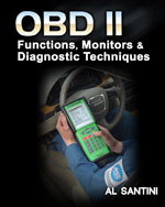 OBD-II: Functions, Monitors and Diagnostic Techniques, 1st Edition
