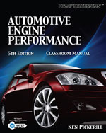 Today's Technician: Automotive Engine Performance, 5th Edition