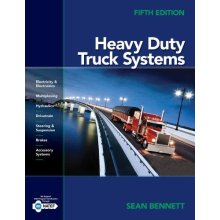 Heavy Duty Truck Systems, 5th Edition