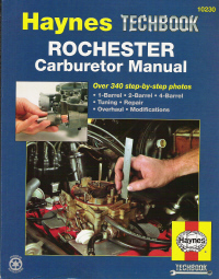Rochester Carburetor Haynes Repair Manual