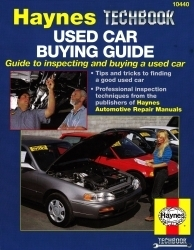 Used Car Buying Guide Haynes Techbook