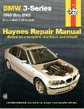 1999 - 2006 BMW  3-Series (E46 Chassis) and Z4 (2003 - 2005), Haynes Repair Manual
