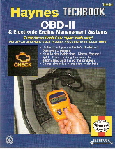 1996 - 2013 OBD-II & Electronic Engine Management Systems, Haynes Techbook Series