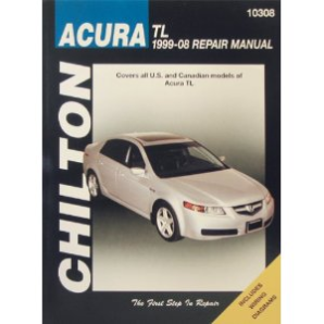 1999 - 2008 Acura TL Chilton's Total Car Care Manual