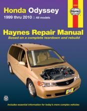 1999 - 2010 Honda Odyssey Haynes Repair Manual