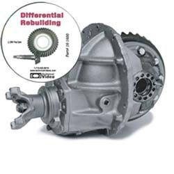 Differential  Rebuilding DVD by Technical Video
