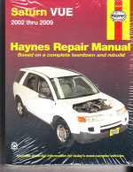 2002 - 2009 Saturn Vue Haynes Repair Manual
