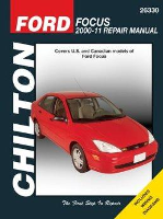 2000 - 2011 Ford Focus Chilton's Total Car Care Manual