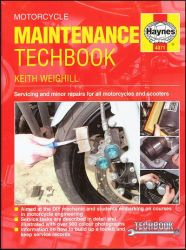 Motorcycle Maintenance Techbook By Haynes
