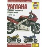 1996 - 2003 Yamaha YZF600R & FZS600 Haynes Owners Workshop Manual