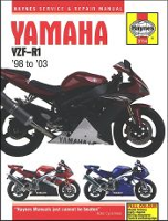 1998 - 2003 Yamaha YZF-R1 Haynes Repair Manual