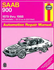 1979 - 1988 Saab 900 Haynes Repair Manual