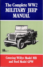 1941 - 1945 Complete WW2 Military Jeep Manual