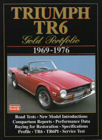 1969 - 1976 Triumph TR6 Informational Manual