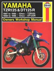 1987 - 1995 Yamaha TZR125, DT125R Haynes Owners Workshop Manual