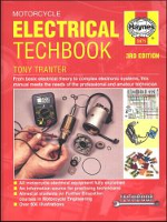 Motorcycle Electrical Manual 3rd Edition by Haynes