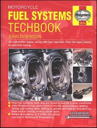 Motorcycle Fuel Systems Techbook by Haynes