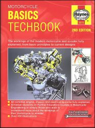 Motorcycle Basics Techbook 2nd Edition Manual By Haynes