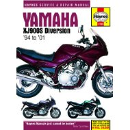 1994 - 2001 Yamaha XJ900S Diversion Motorcycle Haynes Repair Manual