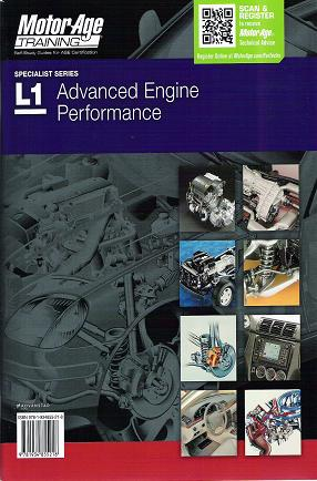 ASE Test Prep Manual -- Automobile L1, Automotive Advanced Engine Performance