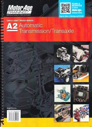ASE Test Prep Manual -- Automobile A2, Automatic Transmissions and Transaxles