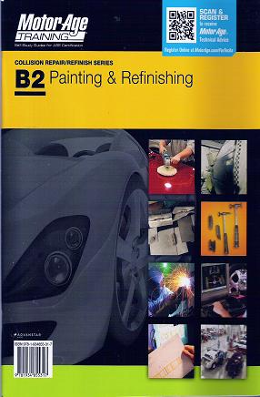 ASE Test Prep Series -- Collision B2: Painting and Refinishing