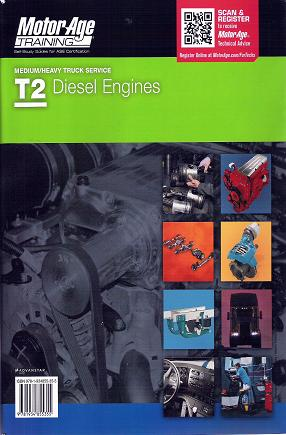 ASE Test Prep Manual  -- Medium/Heavy Duty Truck: T2 Diesel Engines