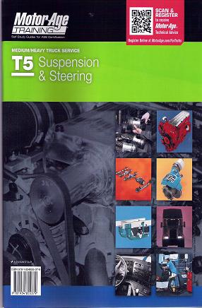 ASE Test Prep Manual -- Medium/Heavy Duty Truck: T5 Suspension and Steering