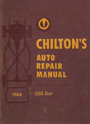 1956 - 1964 Chilton Automotive Service Manual
