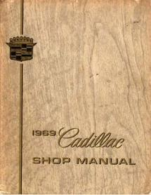 1969 Cadillac Factory Shop Manual