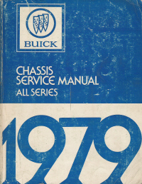 1979 Buick Chassis Service Manual