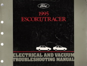 1995 Ford Escort & Mercury Tracer Electrical and Vacuum Troubleshooting Manual (EVTM)
