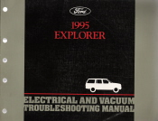 1995 Ford Explorer Electrical and Vacuum Troubleshooting Manual