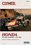 1997 - 2003 Honda GL1500C Valkyrie Clymer Service, Repair & Maintenance Manual