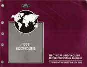 1997 Ford Econoline & Club Wagon - Electrical and Vacuum Troubleshooting Manual