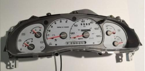 2000 - 2003 Ford Explorer, Sport / Trac, Ranger, Edge Instrument Cluster Repair