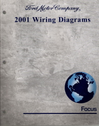 2001 Ford Focus Factory Wiring Diagrams