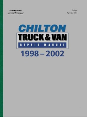 1998 - 2002 Chilton's Truck & Van Repair Manual